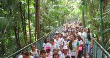 Parque Botânico divulga programação do mês de Fevereiro
