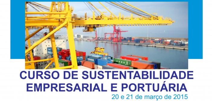 Curso de Sustentabilidade Empresarial e Portuária