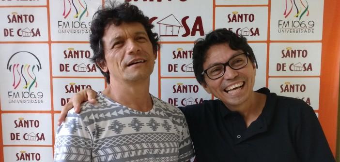 """Santo de casa recebe o roteirista e editor Iramir Araujo sobre o """"Roda de Quadrinhos"""""""