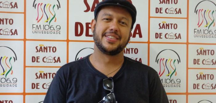 Bruno Batista no Santo de Casa