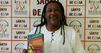 Santo de Casa recebe o professor doutor Carlos Benedito