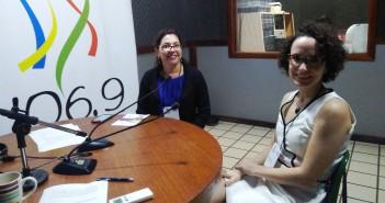 Entrevista com a médica dermatologista Helena Barbosa Lugão e Blanche Amâncio, assessora de comunicação da Sociedade Brasileira de Hansenologia