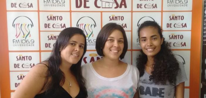 No Santo de Casa, Gabriela Campos fala sobre a homenagem aos noventa anos do poeta Bandeira Tribuzi