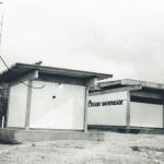 Fachada da rádio em 1986.