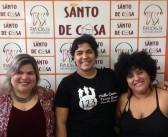 """Show """"Paz, Amor e Música"""" das cantoras Camila Boueri, Tássia Campos e Milla Camões"""