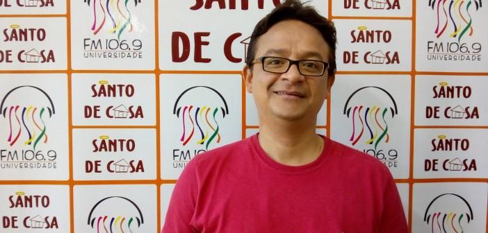 Entrevista com Celso Brandão sobre a XI Semana Maranhense de Dança, no Santo de Casa