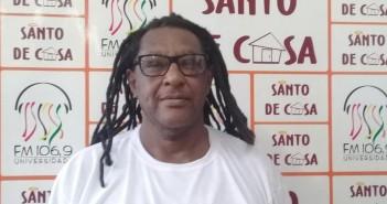Santo de Casa recebe o professor Carlos Benedito para falar sobre o 1º COPENOR