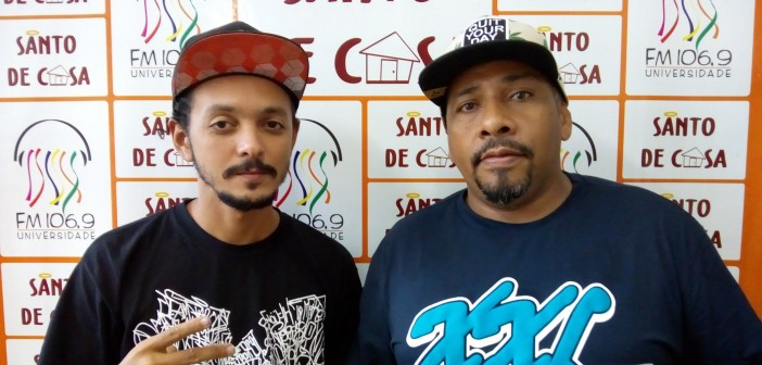 Entrevista com Preto Nando sobre a Batalha na Praça – Esquenta Racionais MC's