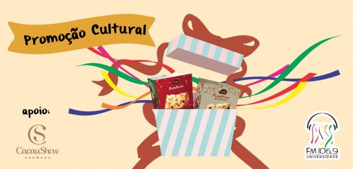 Promoção Cacau Show: 2 Panettones e 1 Kit com chocolates
