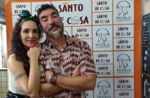 Alê muniz e Luciana Simões
