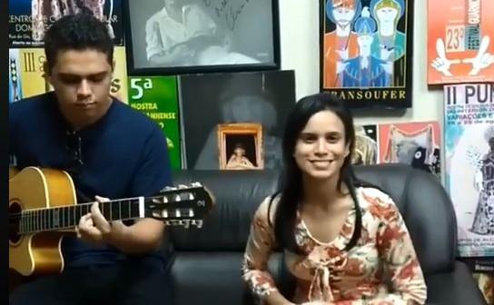 O Som da Esquina apresenta a cantora e compositora Gabi Carvalho