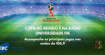 COPA DO MUNDO É NA RÁDIO UNIVERSIDADE FM