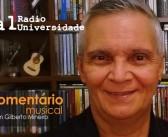 A aura mais reflexiva do guitarrista Dado Vila Lobos