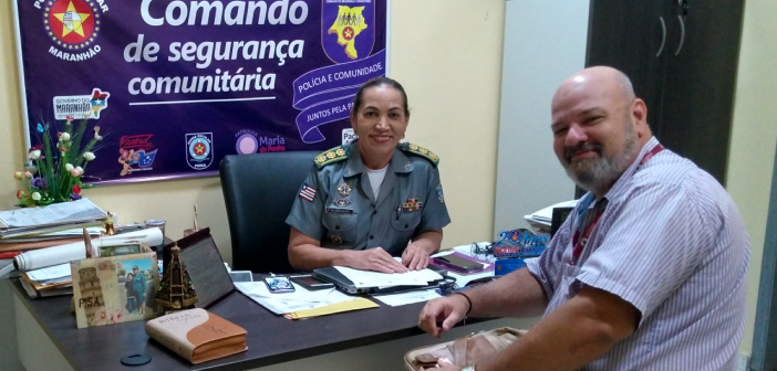 Cel. Augusta Andrade fala da corporação, respeito e do amor pela profissão
