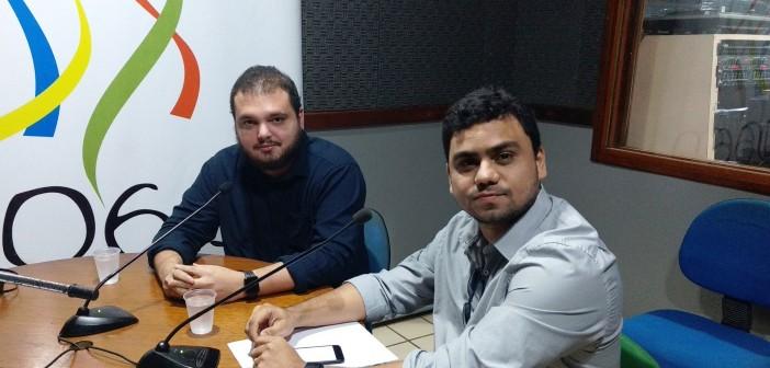 """Selo """"Produzido no Maranhão"""", com Saulo Mendonça e Márcio Julian (Seinc)"""