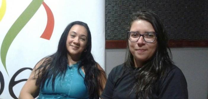 Festival do Minuto, com Amélia Cunha e Taíssa Monteiro