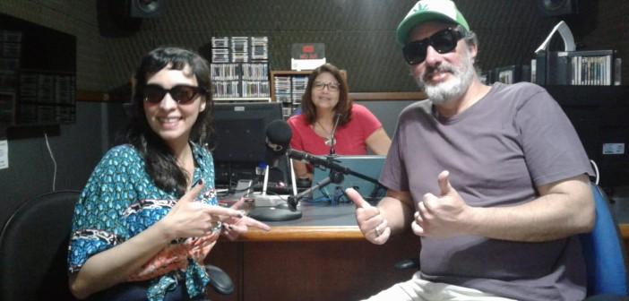 Luciana Simões e Alê Muniz falam sobre o Festival BR 135 Instrumental