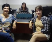 """Entrevista com Alessandra Maestrini e Mirna Rubim sobre o musical """"O som e a sílaba"""", que estará em cartaz no Teatro Arthur Azevedo"""