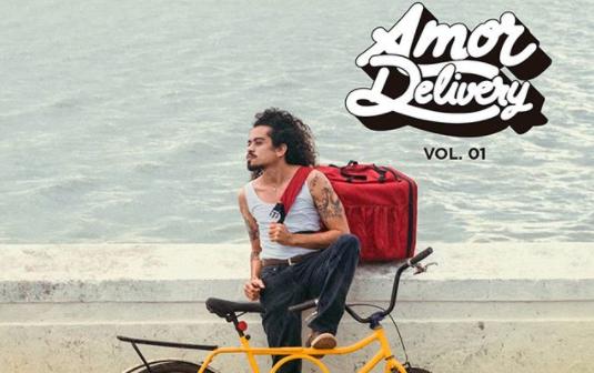"""Lançamento do álbum """"Amor Delivery"""" de Tiago Máci e mais no Santo de Casa"""