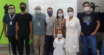 ESPECIAL: Hospital Universitário inicia atendimento pioneiro de teleconsultas