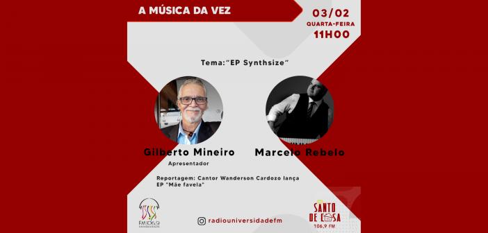 "CANTOR WANDERSON CARDOZO LANÇA EP ""MÃE FAVELA"""